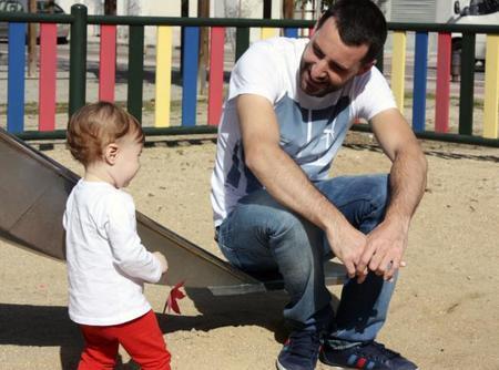 Papás blogueros: nos visita Adrián, del blog Un papá en prácticas