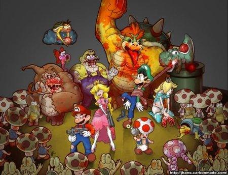 Mario 4 Dead
