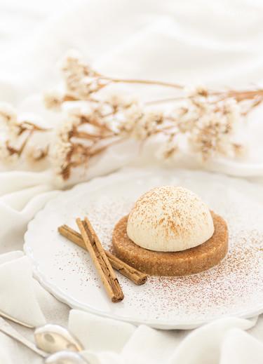 Mousse de arroz con leche y crujiente de canela, tarta fácil de fresas y chocolate con leche y más, en la Quincena Gourmet de Trendencias Lifestyle