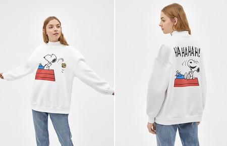 Bershka Snoopy Arale 02