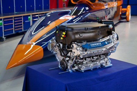 Motor Cosworth Bloodhound SSC