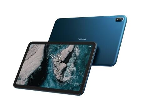 Nokia T20: la primera tablet Android de Nokia con dos años de actualizaciones y que llegará a México