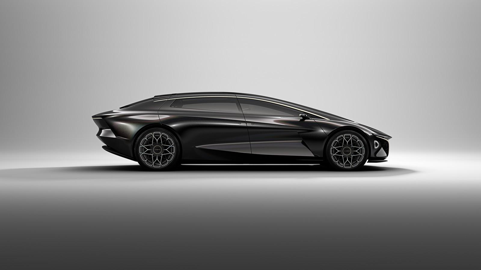 Foto de Lagonda Vision Concept (3/23)