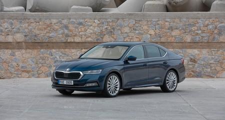 Škoda Octavia G-TEC: la versión de GNC de la berlina llegará en otoño con 500 km de autonomía a gas natural y etiqueta ECO