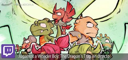 Streaming de Wonder Boy: The Dragon's Trap a las 17:00h (las 10:00h en Ciudad de México) [finalizado]