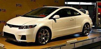 Honda Civic Si, un prototipo que promete
