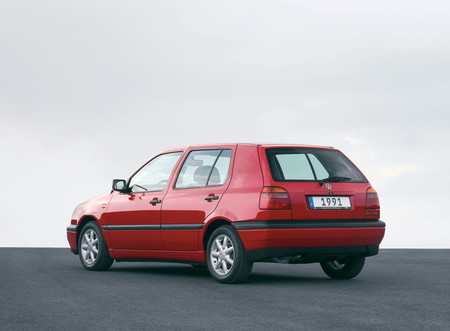 Volkswagen Golf Iii 1991 1600 0a