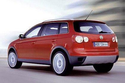 Volkswagen Golf SUV 2007