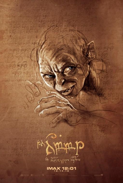 Foto de 'El hobbit: Un viaje inesperado', carteles (28/28)