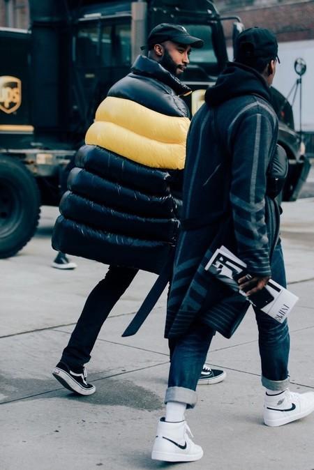 El Mejor Street Style De La Semana Saquemos Los Abrigos Que El Frio Ha Llegado 03