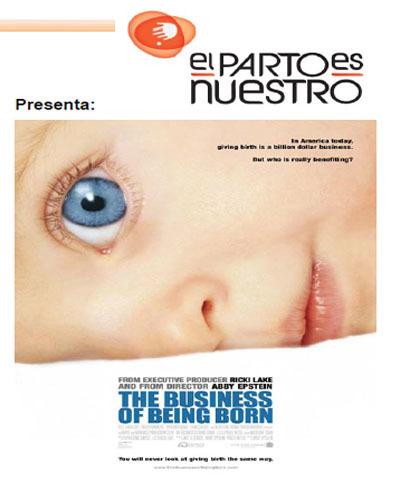 """""""El negocio del nacimiento"""" en la Semana Mundial del Parto Respetado"""