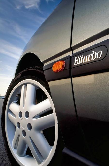 Renault Safrane Biturbo 1994 Hartge Irmscher