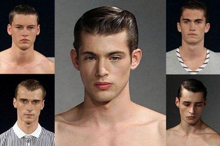 peinados hombre primavera 2012
