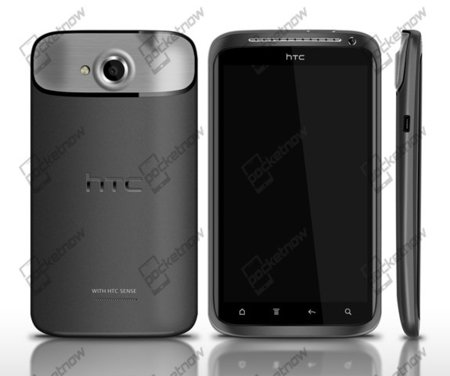 HTC Edge, la nueva bestia de HTC con procesador de cuatro núcleos