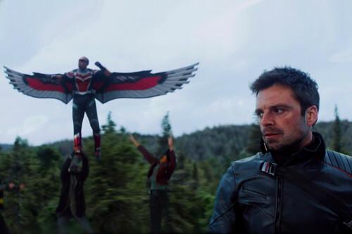 'Falcon y el Soldado de Invierno' 1x02: otro gran episodio con la energía de la trilogía 'Capitán América' y la química de 'Arma Letal'