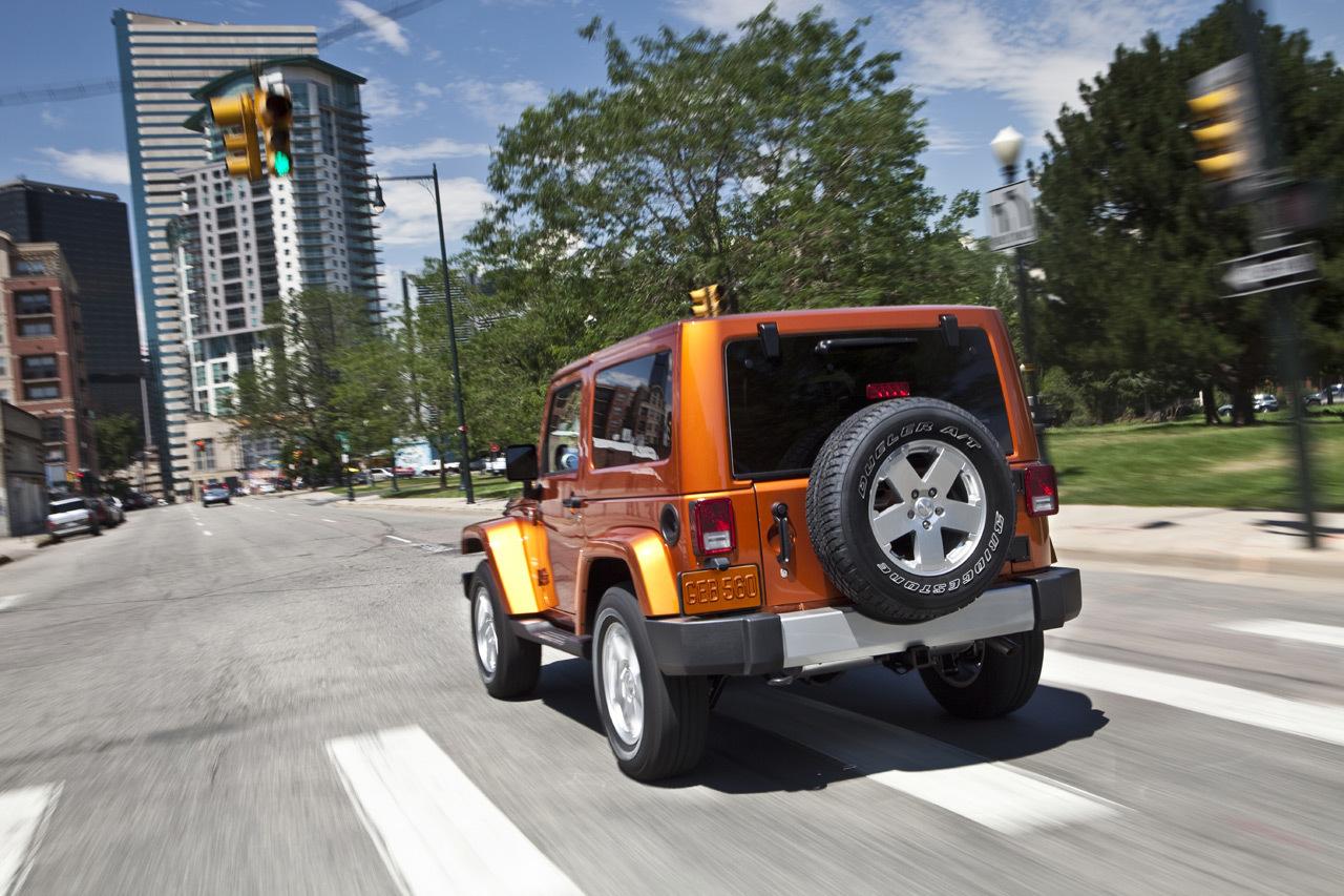 Foto de 2011 Jeep Wrangler (9/27)
