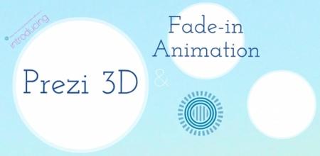 Prezi añade fondos de presentaciones en 3D y mejora las animaciones