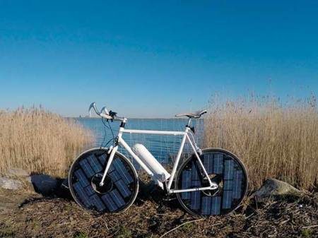 The Solarbike es la bici ecológicamente perfecta
