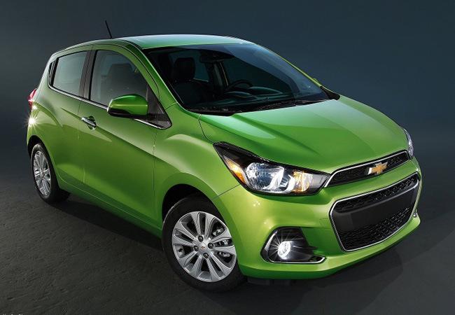 El Nuevo Chevrolet Spark 2016 Es Menos Sparky Y Ms Sparktano