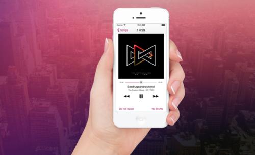 Cloud Music Player, escucha música en tu iPhone desde cualquier nube: la App de la Semana