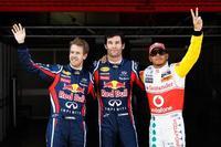Nueva pole de Red Bull. Esta vez, Mark Webber ha sido el más rápido
