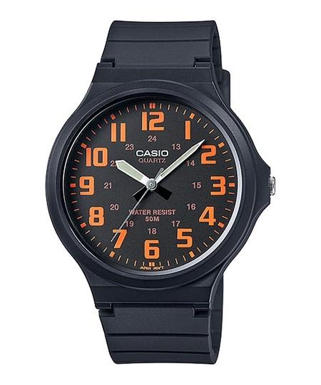 Por sólo 17,41 euros podemos hacernos con el reloj de pulsera Casio MW-240-4BVEF en Amazon