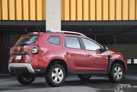 Renault Duster Motor 1 6 Opiniones Prueba Mexico 6