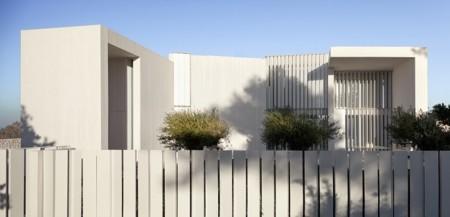 Casa Mediterranea Hormigon Blanco