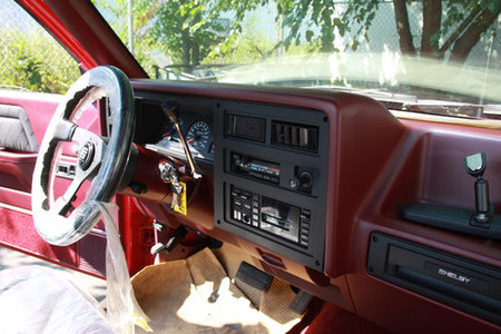 Shelby Dodge Dakota 1989