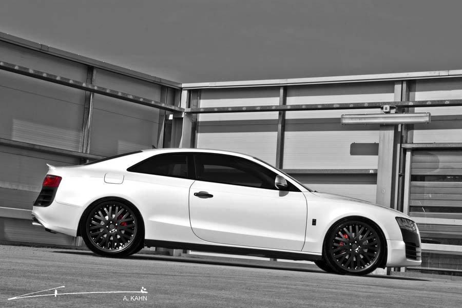 Foto de Audi A5 Coupe Sport Project Kahn (4/5)