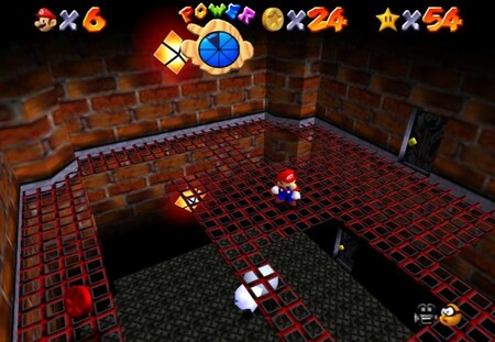 Super Mario 64: cómo conseguir la estrella Seek the 8 Red Coins de Big Boo's Haunt
