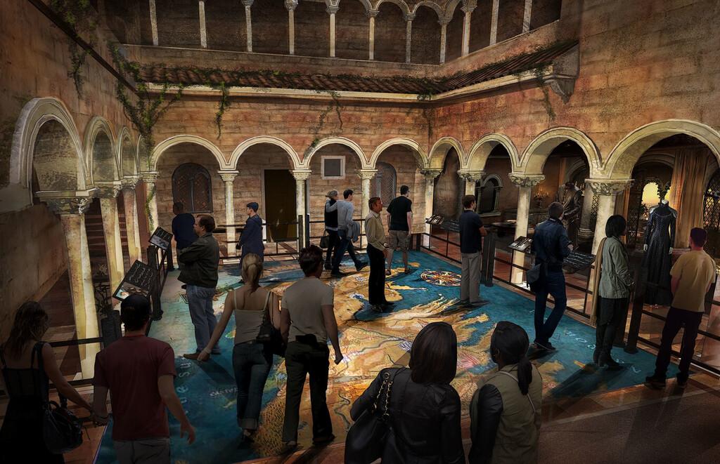El parque temático de 'Juego de Tronos' se abrirá en 2021 y ya conocemos los primeros detalles encima lo que ofrecerá