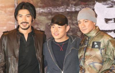 Jet Li, Andy Lau y Takeshi Kaneshiro protagonizarán 'Ci Ma'