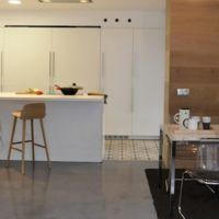 Menos tabiques y más luminosidad en la reforma de esta vivienda en Tolosa