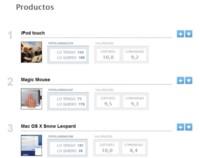 """Más mejoras: Nuevo """"índice de productos"""" en Applesfera"""