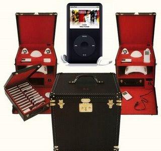 El maletín exclusivo de Louis Vuitton, sólo para Lagerfeld