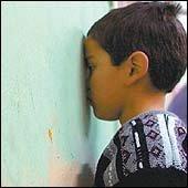 Destaca notablemente el maltrato infantil en Chile