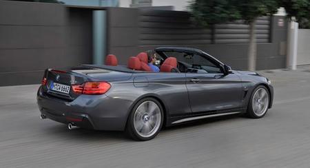 El BMW Serie 4 Cabrio, desde 49.900 euros