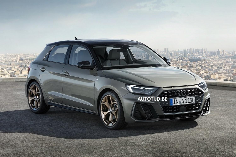 Foto de Audi A1 2019 (filtraciones) (15/15)
