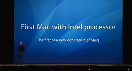 2006: Un año de transición para Apple