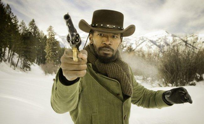Jamie Foxx es 'Django desencadenado'