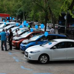 Foto 1 de 9 de la galería ii-marcha-vehiculo-electrico-en-madrid en Motorpasión