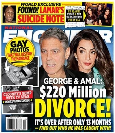 ... y los que se divorcian