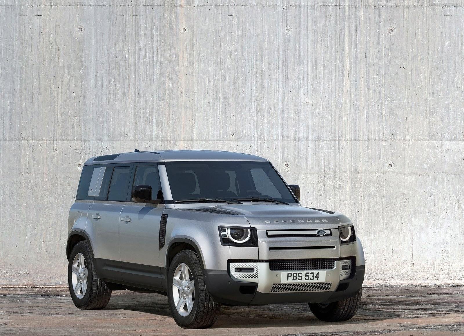 Foto de Land Rover Defender 2020 (32/60)