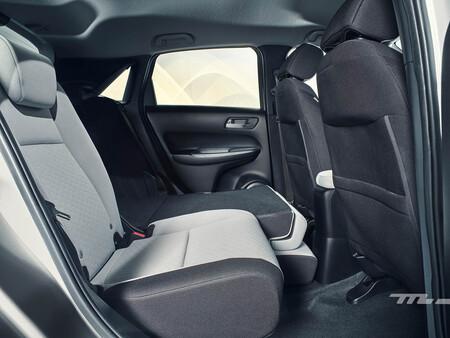 Honda Jazz eHEV prueba interior