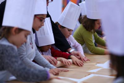La gastronomía será una asignatura del colegio a partir de septiembre