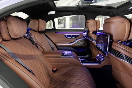 Mercedes Benz Clase S 2021 4
