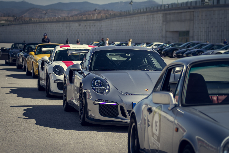 Foto de Iberian Porsche Meeting (74/225)