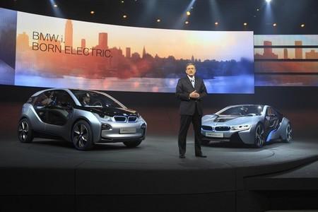 La mano de Tesla en el desarrollo del BMW i5