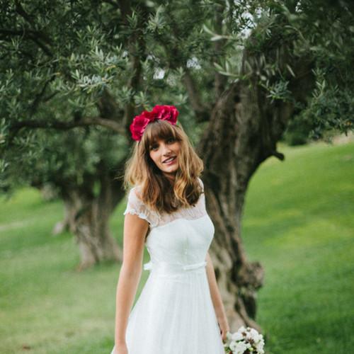 El romanticismo se viste de blanco o c mo estar guapa con - Como estar siempre guapa ...